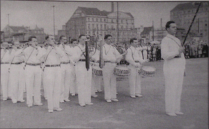 Spielmannszug-1954